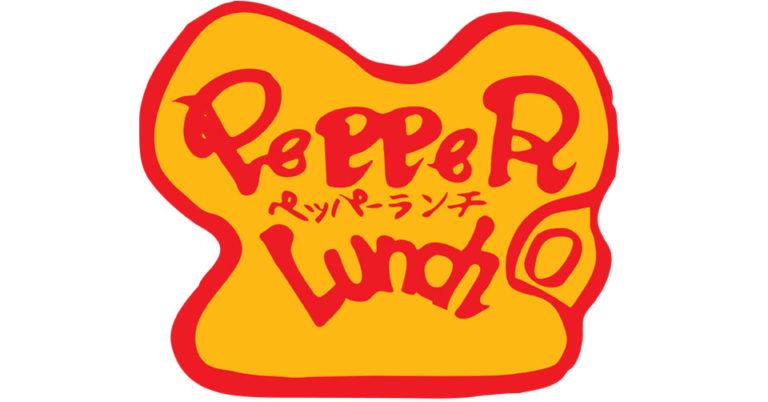 Pepper lunch menu