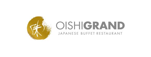 Oishi Grand logo